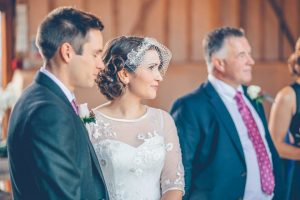 Beautiful make-up for brides in South England